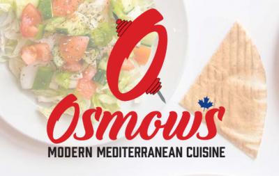 Osmow's Modern Mediterranean Restaurant